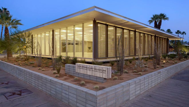 Viewers of this year's Preservation Matters symposium will learn about the repurposing of the former Santa Fe Federal Savings & Loan building into Palm Springs Art Museum Architecture and Design Center, Edwards Harris Pavilion.