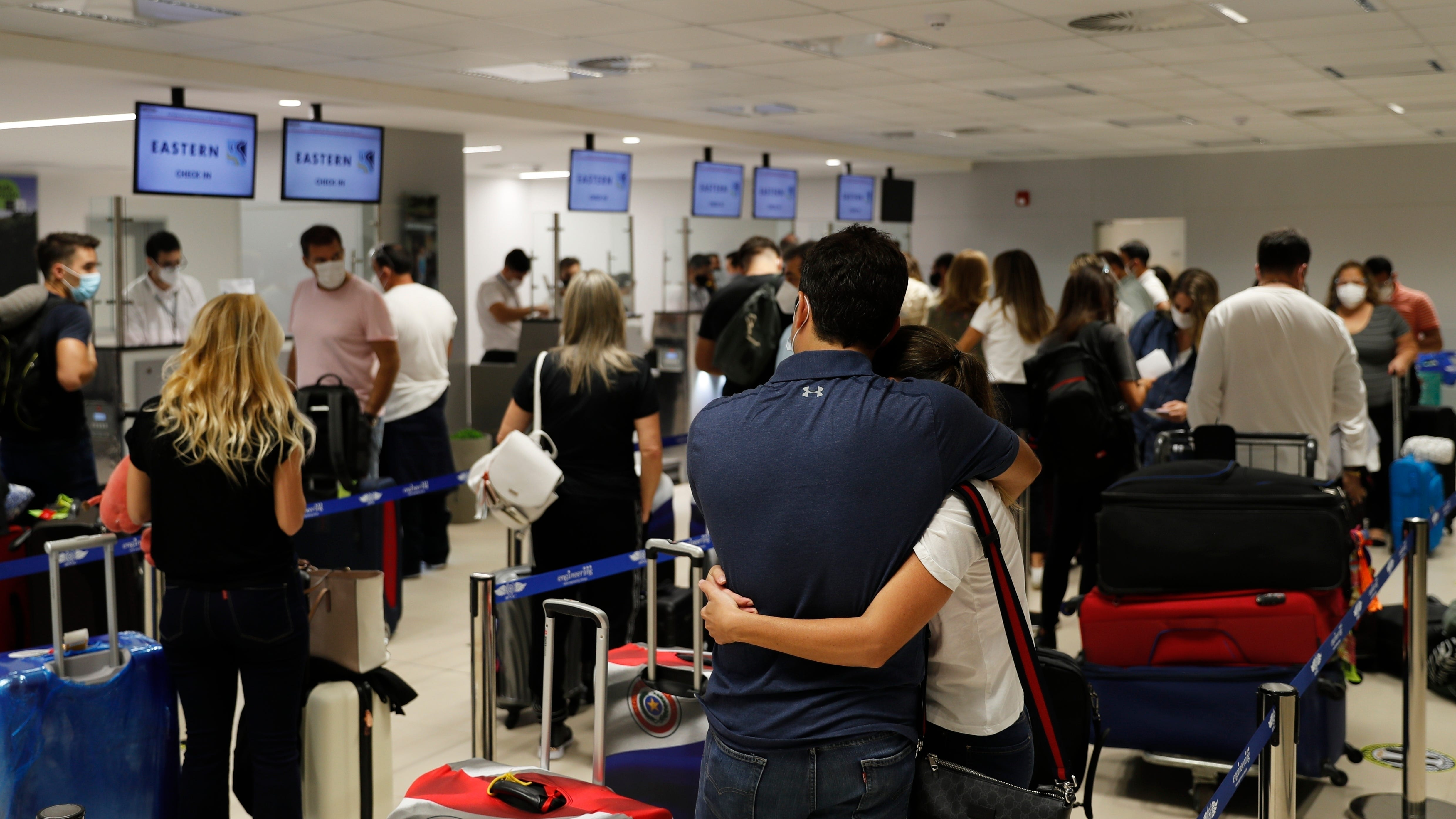 Affluent Latin Americans head to US in search of vaccine