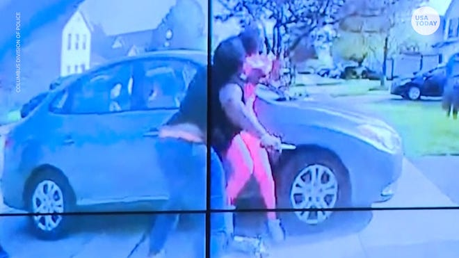 Ma Khia Bryant Columbus Ohio Police Shooting Video Released