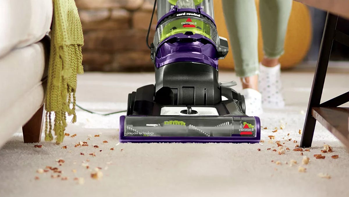 Spring cleaning: Get vacuums, carpet cleaners and more tools on sale