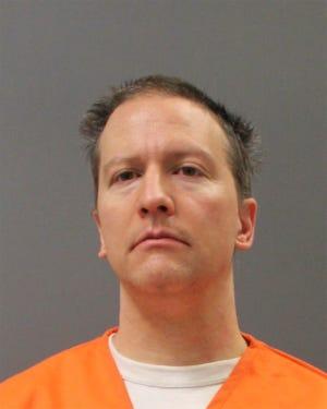 Minnesota Department of Corrections Intake mugshot of Derek Chauvin