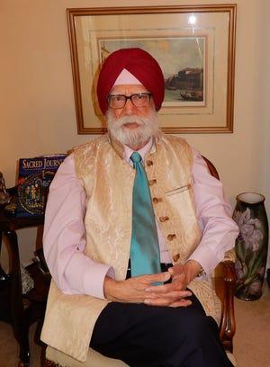 "Kanwal Prakash ""KP"" Singh in Indianapolis, Indiana, in April 2020."
