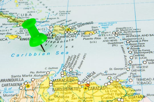 Several Caribbean countries and territories already allow Americans with negative COVID tests to visit.