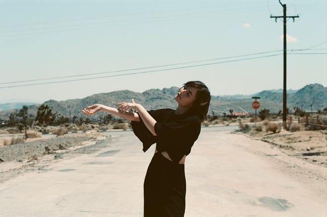 """Lady Dan, aka Tyler Dozier, released her full-length debut """"I Am the Prophet"""" on April 23."""