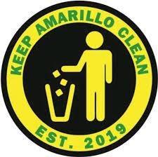Keep Amarillo Clean logo