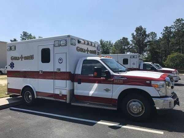 Gold Cross is the EMS provider in Augusta, Columbia County and other areas. An Augusta Commission committee is discussing what to require of its EMS provider.