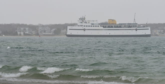 A crew member aboard the M/V Eagle tested positive for COVID-19 Wednesday. The Steamship Authority does not anticipate any disruptions in service due to the positive case.