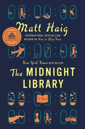 """""""The Midnight Library"""""""