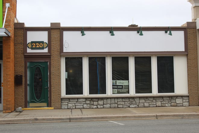 The Cheboygan City Council approved the owner of the former Burns and Eustice Insurance Building on Main Street, Melissa Beaubien, to apply to the State of Michigan for a class C liquor license for the downtown business.