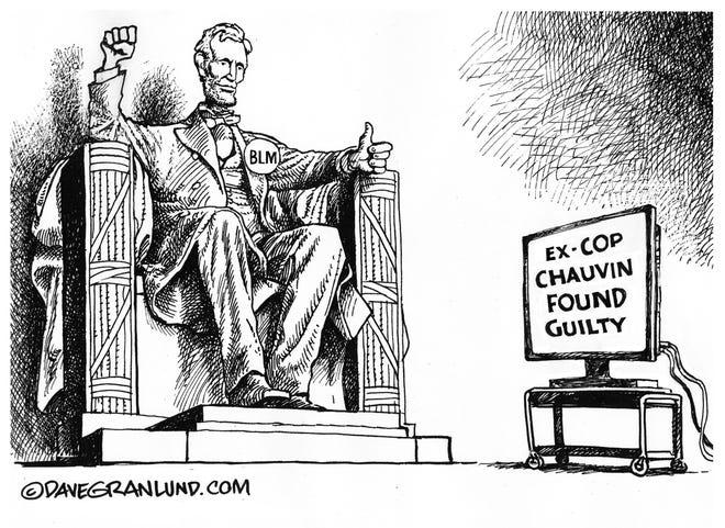 Granlund cartoon