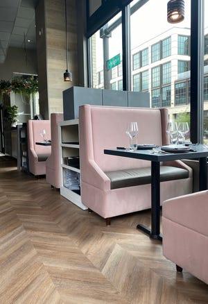 A Cincinnati restaurant group has opened Galla Park Steak at 900 N. High St.