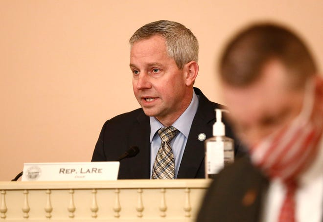 State Rep. Jeff LaRe wants Gov. Mike DeWine to send Ohio National Guard members to the southern border.