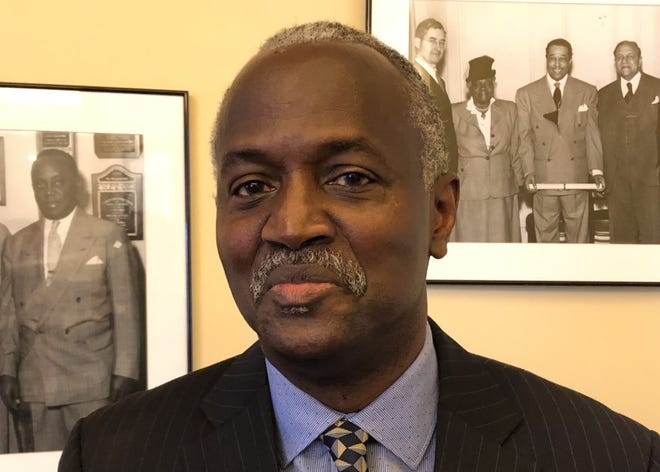 Hiram Powell, a longtime Bethune-Cookman University administrator who played saxophone in the marching band in the early 1970s, will be its interim president starting June 1.