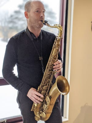 Southeastern Community College music instructor Daniel Pappas will perform original music for saxophone on Friday at SCC's West Burlington campus. The concert is free to the public and begins at 6 p.m. Friday.