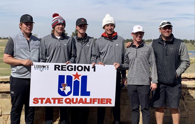 Lubbock-Cooper is in 11th place after the first day of the UIL boys golf state tournament.