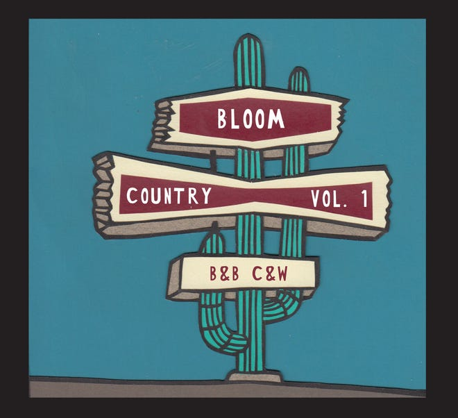 Bloom Country Vol. 1 is a new compilation album released by Burst & Bloom in Kittery.