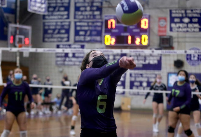 Kendra Daily and the Classical girls volleyball team hosts Mt. Hope in a Division II quarterfinal on Tuesday night.