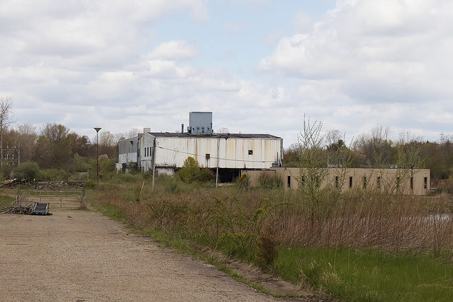 The former Trelleborg site in Suffield is expected be bought by Oldcastle Lawn & Garden, which will bring about 40 jobs to the area.