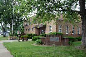 Whittier Elementary School, 1212 10th St. NE, was built in 1939 and is Massillon City School's oldest school building.