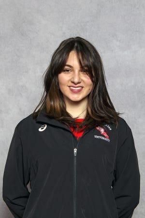 Peyton Howell, Ohio Wesleyan women's track team.