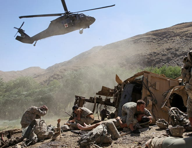 As the United States' longest war draws to a close, Americans debate whether or not the sacrifice of blood and treasure in Afghanistan was worth the effort.
