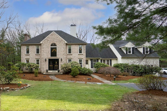 This 4,200-square-foot home at 18 Woodstone Road in Northboro lists for $824,900. View a photo gallery on telegram.com.