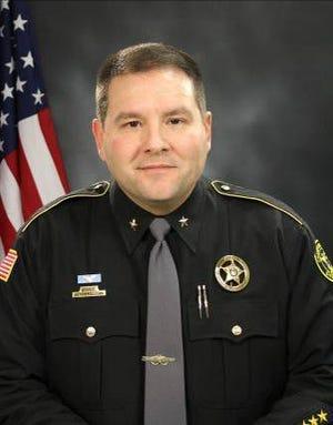 Crawford County Sheriff Ron Brown
