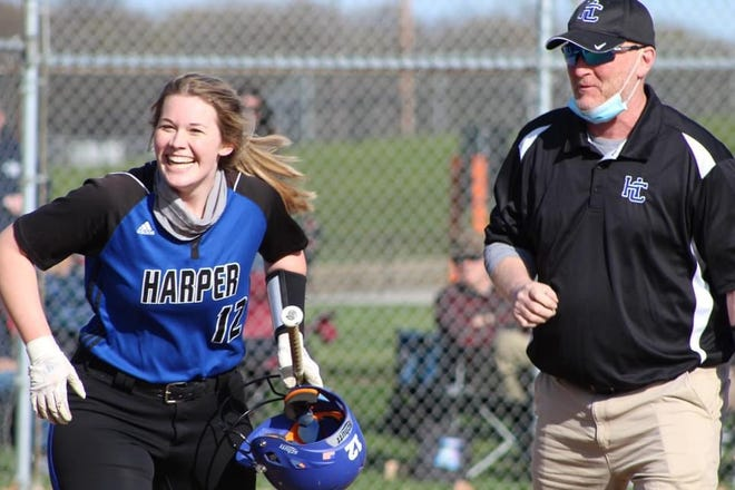 Harper Creek's Ally Fountain is the Enquirer's Athlete of the Week