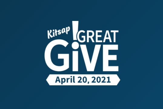 Kitsap Great Give logo