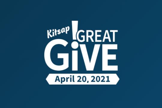 Kitsap Great Give logo