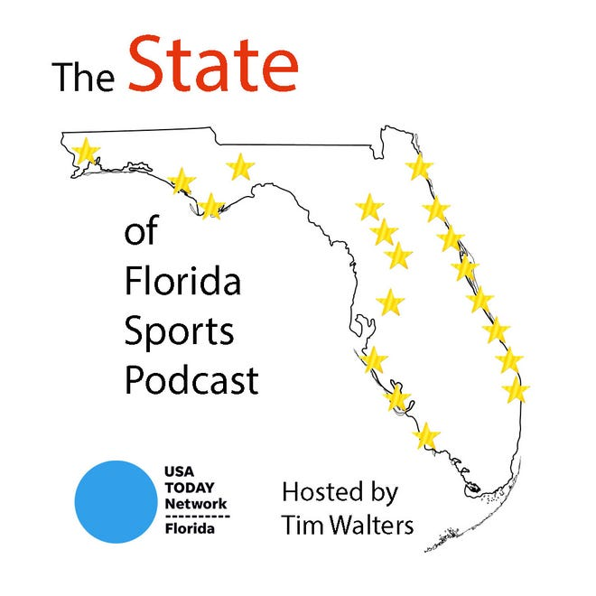 """""""The *State* of Florida Sports Podcast"""" brings voices of the USA TODAY NETWORK-FLORIDA'S expert voices to the fans."""