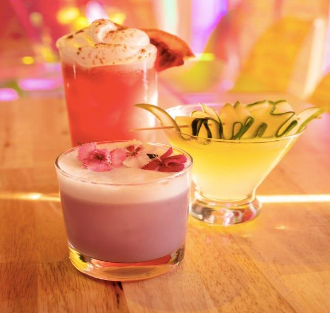 Cocktail d'autore di Rosie's Cocktails & Pies