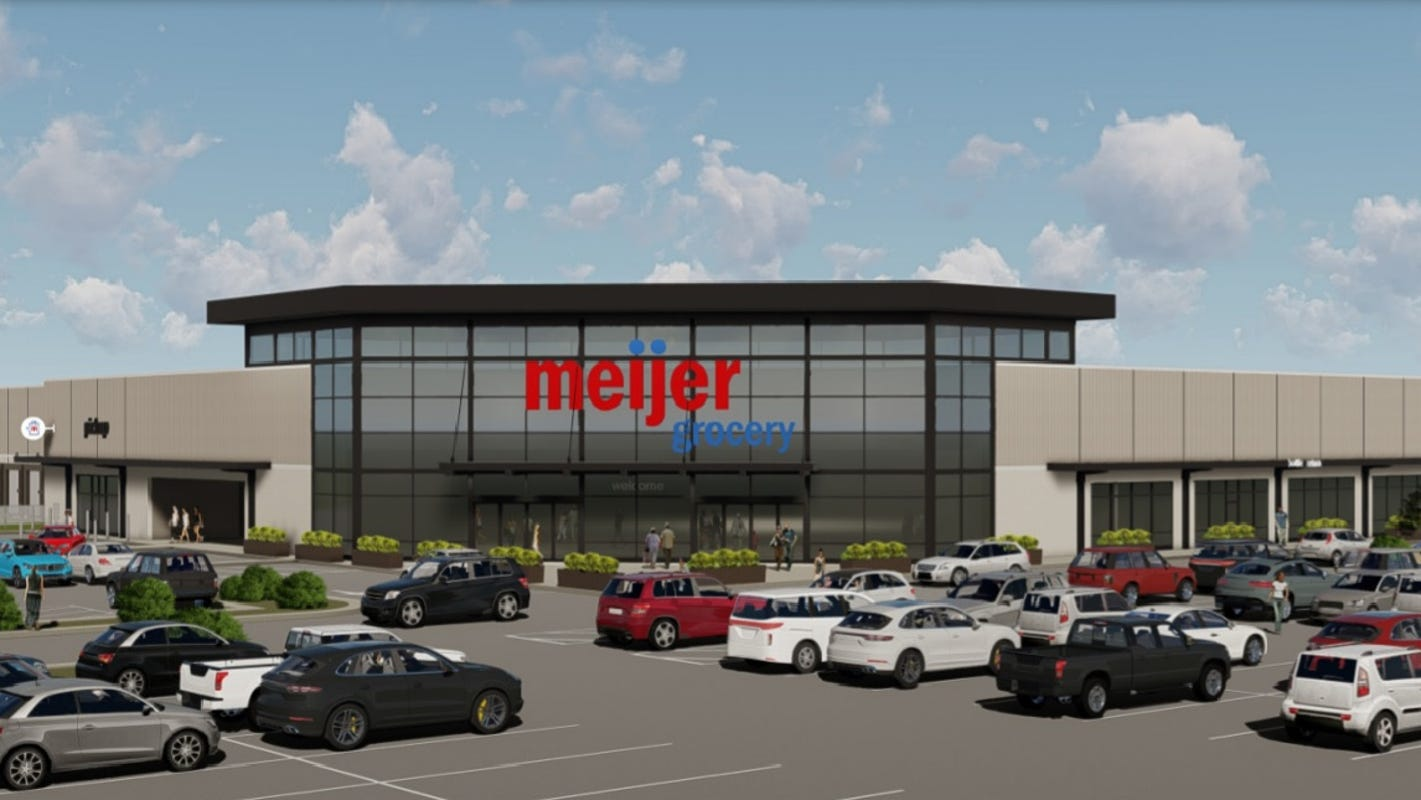 Meijer wants abandoned Kmart site in Orion Township