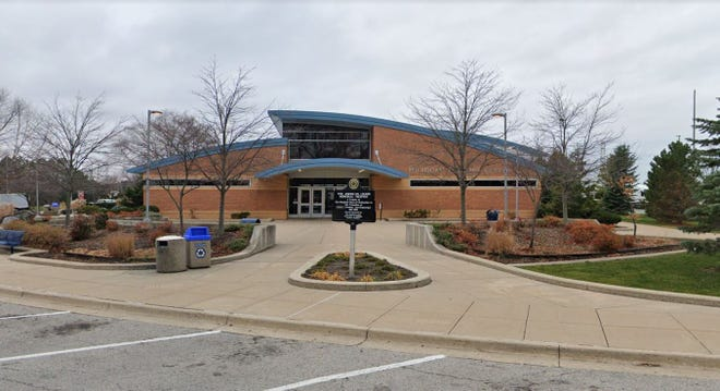 The Michigan Department of Transportation Welcome Center in Monroe.