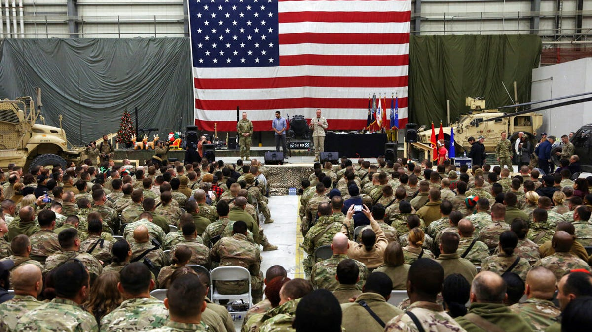 General: Afghan military will collapse without some US help 2