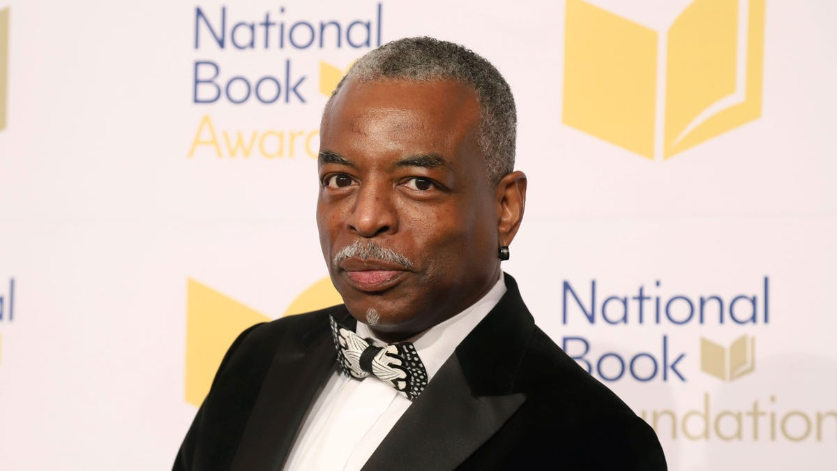 LeVar Burton launches book club with James Baldwin novel 1