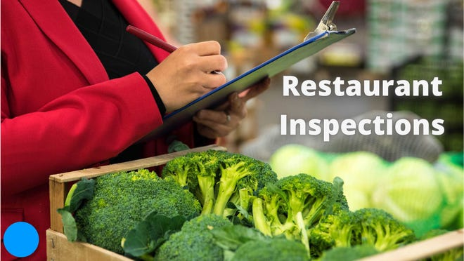 The Kansas Department of Agriculture performs regular inspections of restaurants and stores that sell food. These are the local results of those inspections. (File photo: USA Today)