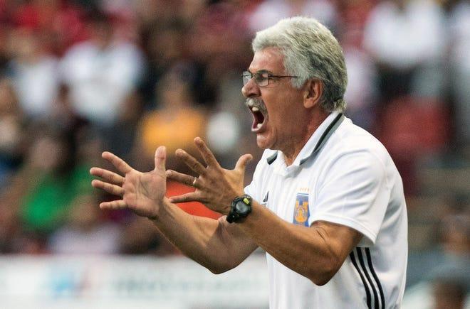 Ricardo 'Tuca' Ferreti, entrenador de Tigres.