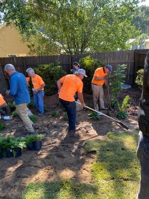 "This week, Esposito Garden Center helped correct an erosion problem on ""Flip My Florida Yard."""