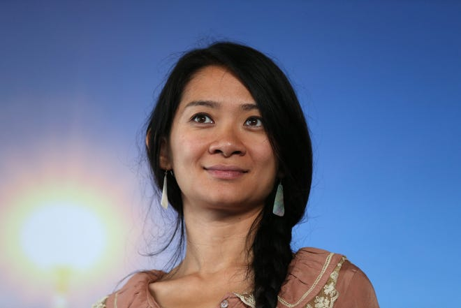 Chinese filmmaker Chloé Zhao pictured in 2015.