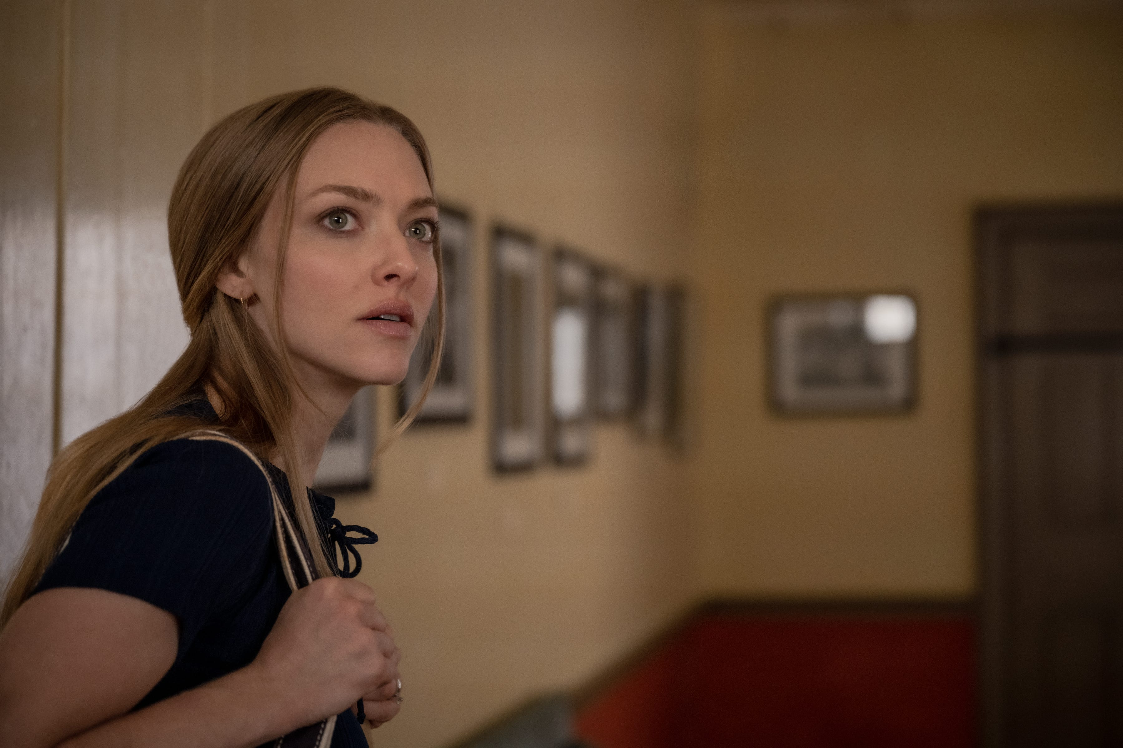 "Amanda Seyfried as Catherine Clare in Netflix's ""Things Heard & Seen."""