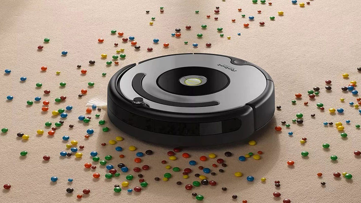 A ton of iRobot Roomba robot vacuums are on sale—and they're going for as low as $200