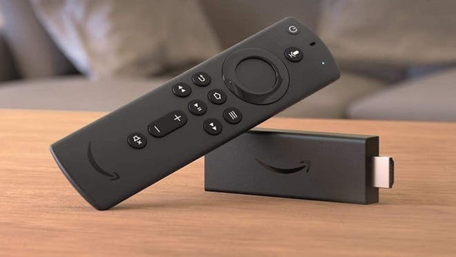 Reviewers love the feature-packed Amazon Fire TV Stick for its ease of use.