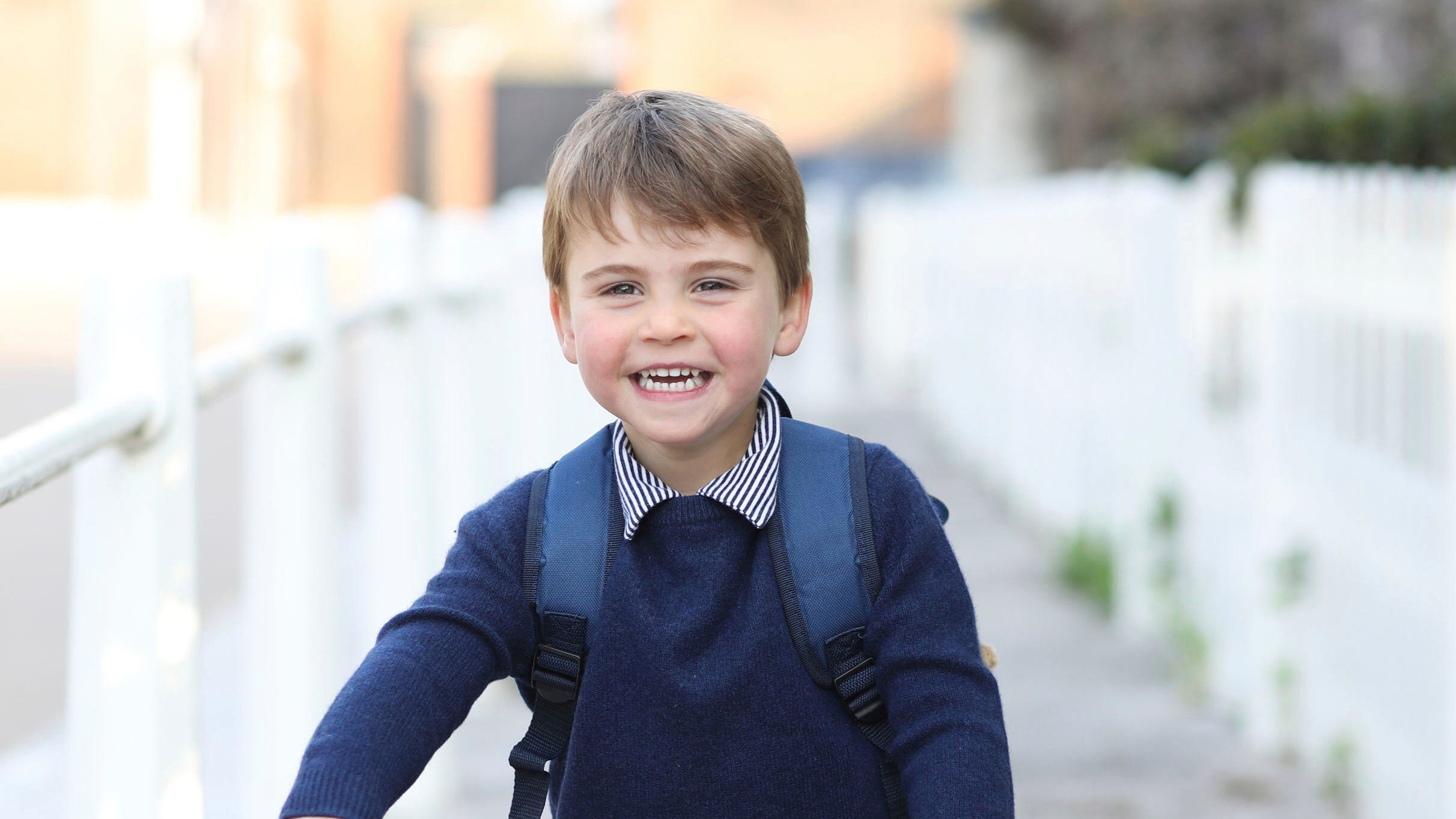 Prince Louis turns 3! Duchess Kate shares new birthday photo of the youngest Cambridge