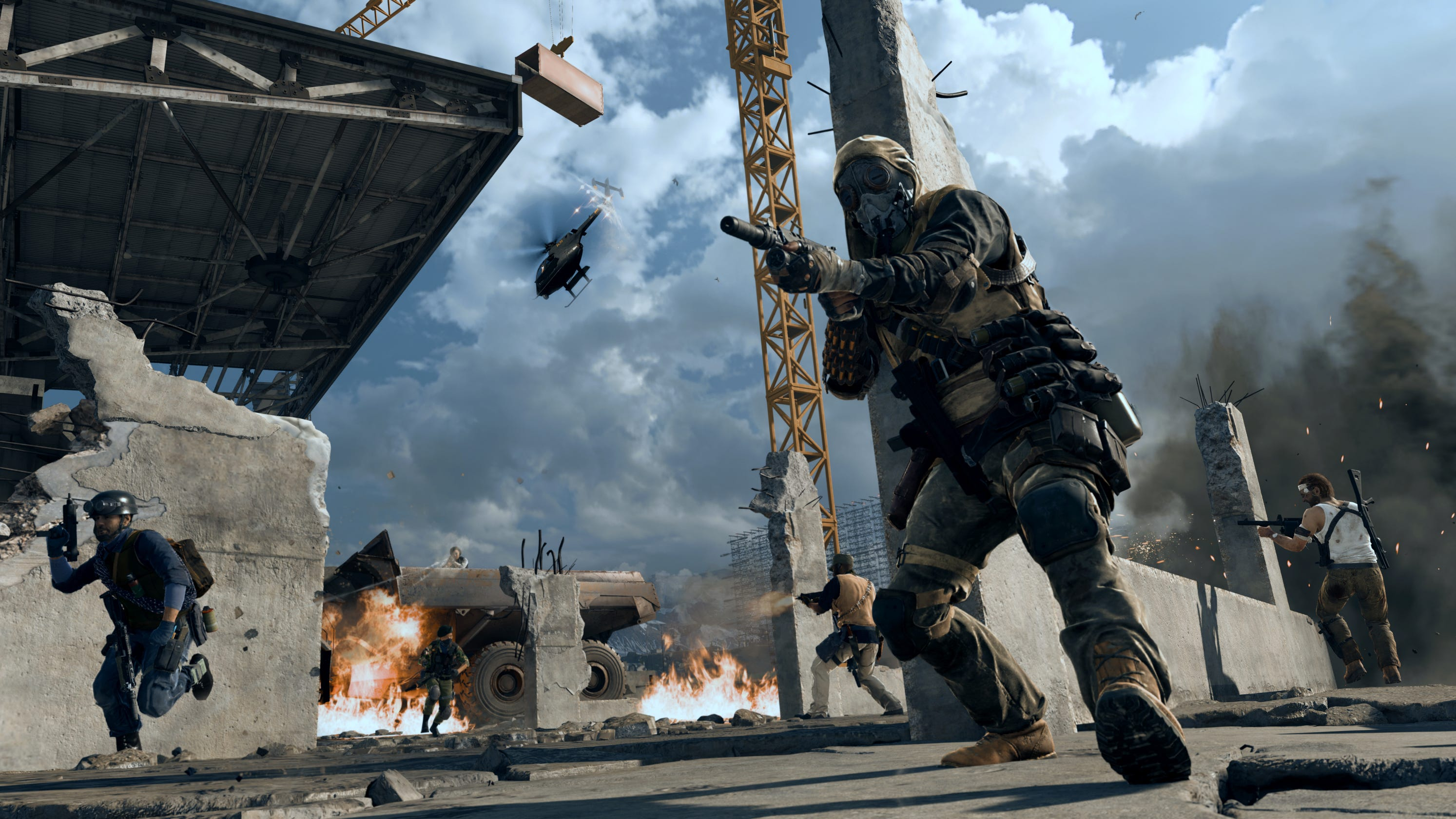 'Call of Duty: Warzone' goes back in time for its next update