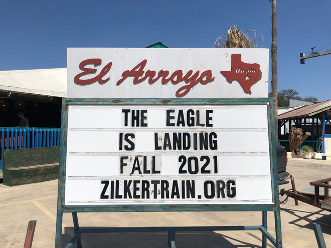 The new name of the Zilker train was revealed Friday.