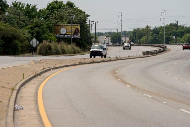 Work on the Gordon Highway median between Walton Way and Peach Orchard Road is set to begin soon.