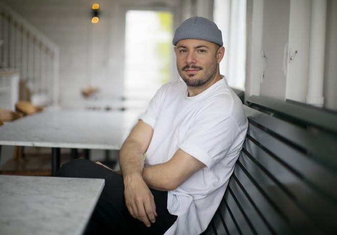 Joe Galati, owner of Comune, has been creative during the pandemic, using things like dinner kits to entice customers to continue patronizing the plant-focused eatery.