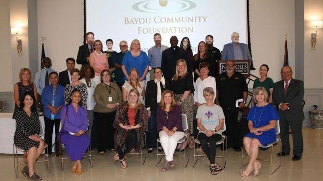 The Bayou Community Foundation is hosting BayouGIVES Day on Wednesday.