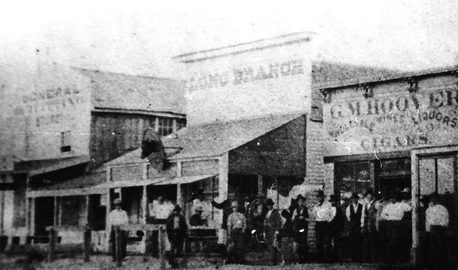 The Long Branch Saloon was established in Dodge City in 1878 and lasted until 1970.